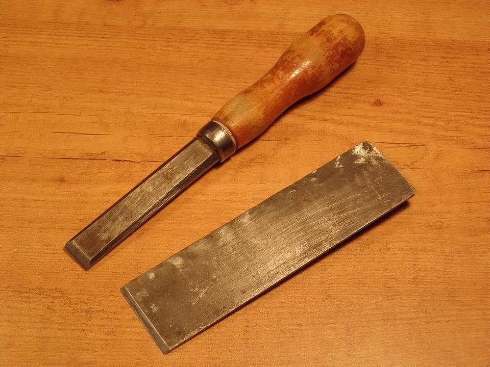 Ножи из стамески своими руками